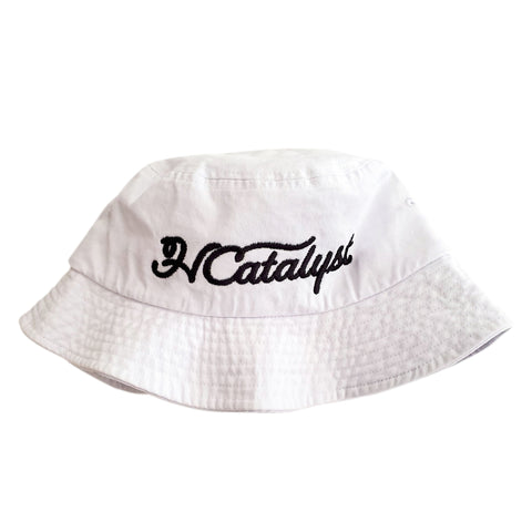 HC.GLF/CLB Bucket Hat - White