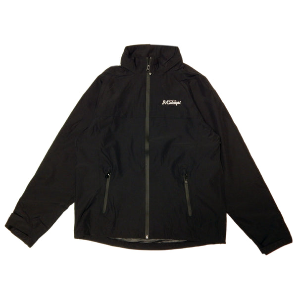 HC.GLF/CLB Scurred Rain Jacket - Black