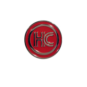 HC DOT - Enamel Pin