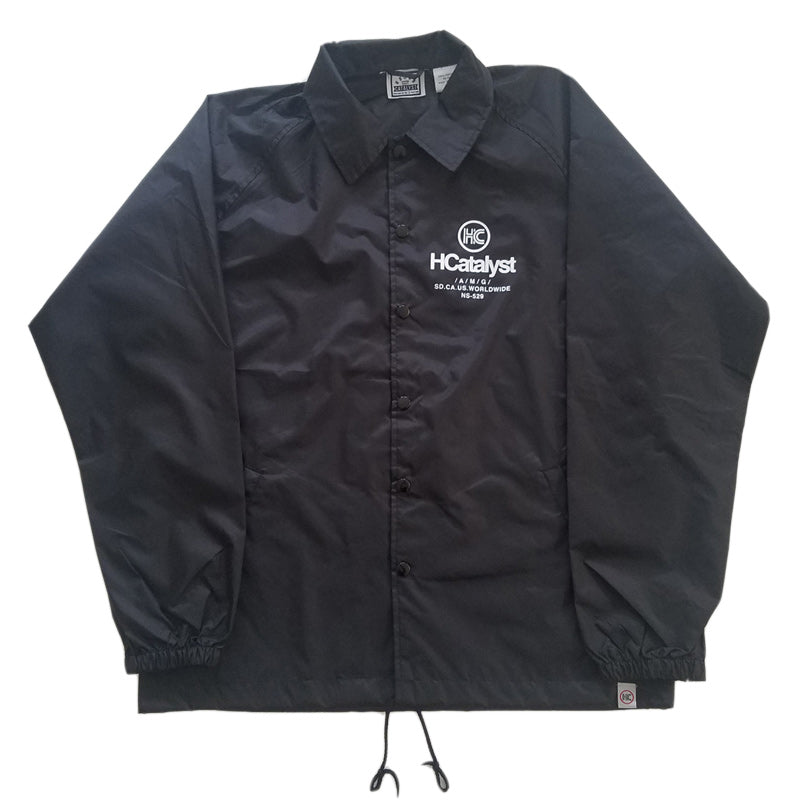 Mil-Spec Coach Jacket