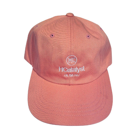 Ned - Pink Hat