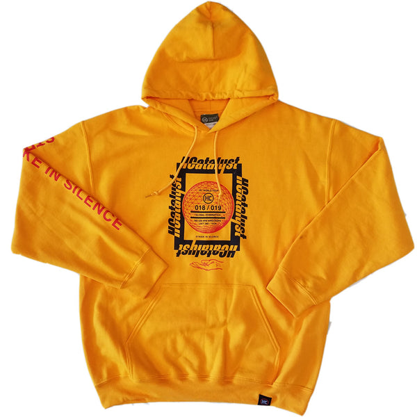 World Tour Hoodie - Yellow
