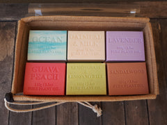 Australian Sustainable Soap Hamper (12 × 100g bars)