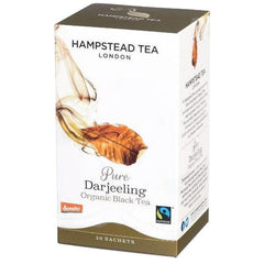 Hampstead Tea Darjeeling tea bags