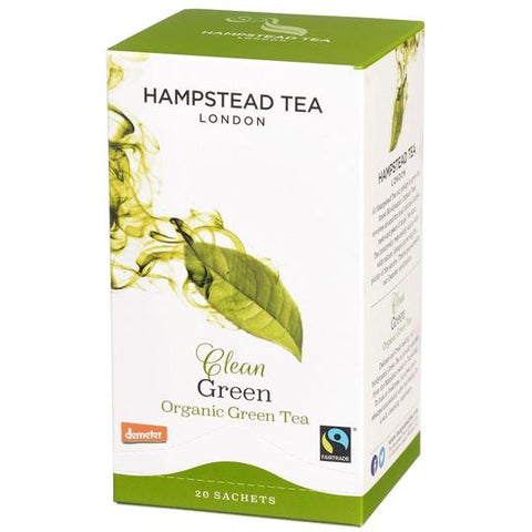 Hampstead Tea Green tea bags