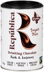 Republica Fairtrade Organic Drinking Chocolate 250g