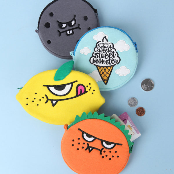 Monster Coin Purse - Sweet Monster Singapore