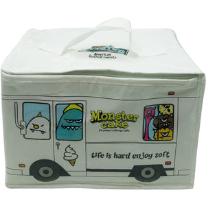Monster Cooler Picnic Bag - Sweet Monster Singapore