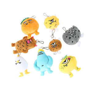 Monster Keychain Doll - Sweet Monster Singapore
