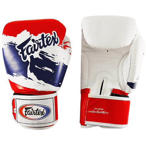Fairtex Boxing Gloves Thai Pride Limited