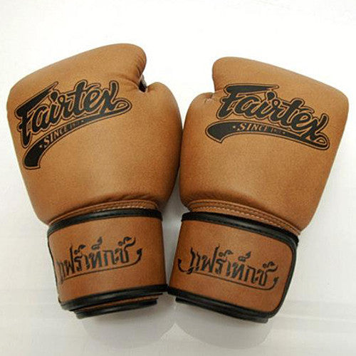 Fairtex Boxing Gloves - Classic Limited