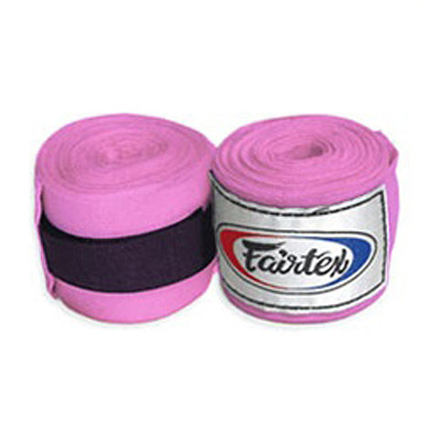 Fairtex Hand Wraps Pink