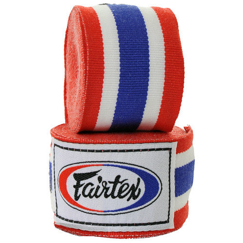 Fairtex Hand Wraps - Thai Flag