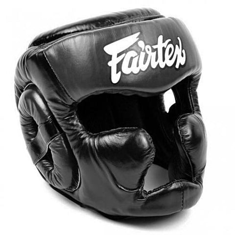Fairtex Extra Vision Headgear