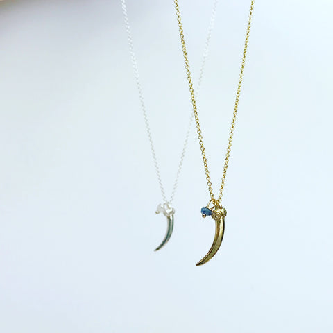 CORNICILLO MOONSTONE NECKLACE