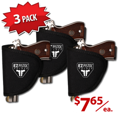EZ Pistol Holder - 3 Pack