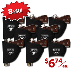 EZ Pistol Holder - 8 Pack