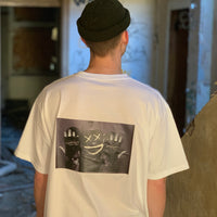 ONPOINT® SIMPLICITY - Oversize T-Shirt in White