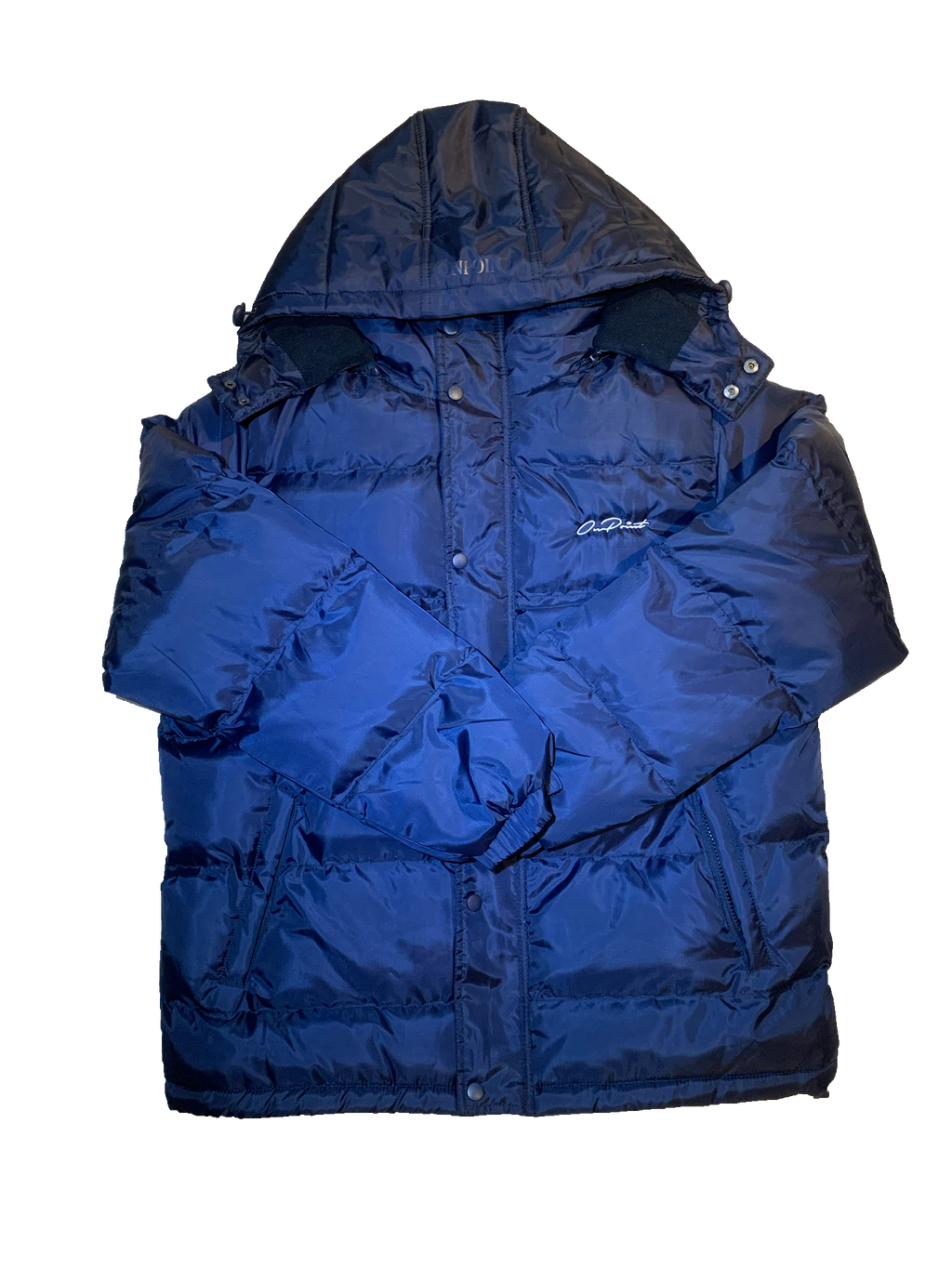 ONPOINT® - 19 Puffa Jacket in Navy
