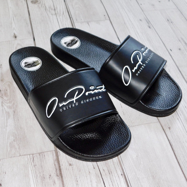 ONPOINT® Signature Slides - Black