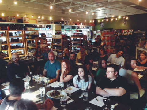 Cooking Classes at Eggshells Kitchen Company in Little Rock