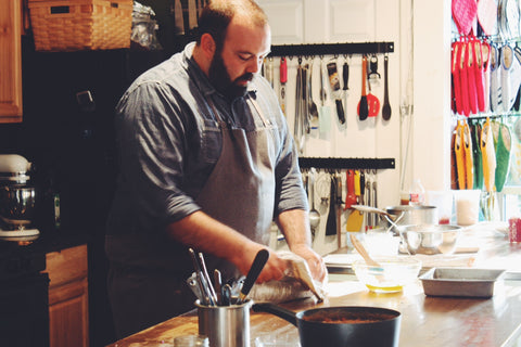 Chef Matthew Bell of South on Main