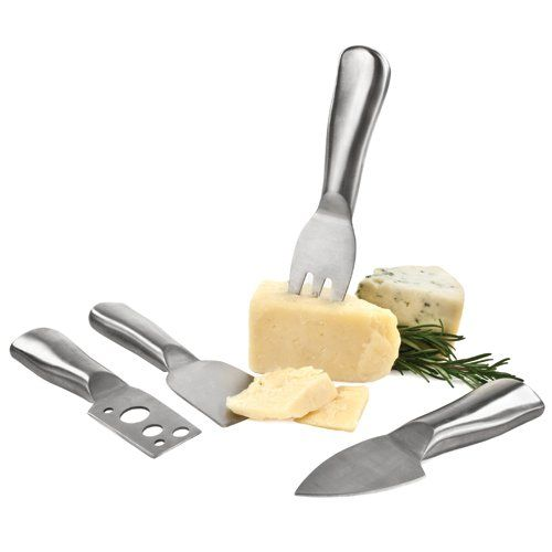 STEEL CHEESE TOOLS SET