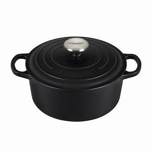 "3.5"" SIGNATURE DUTCH OVEN (LICORICE)"