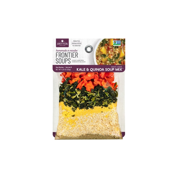 WEST COAST KALE & QUINOA VEGETABLE SOUP MIX