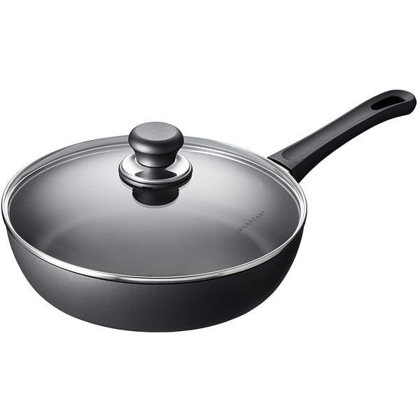 4 QT COVERED DEEP SAUTE PAN