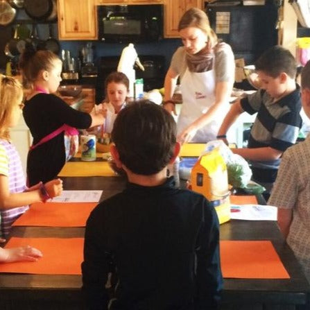 9/13/20 Kids Cook! Fall Recipes