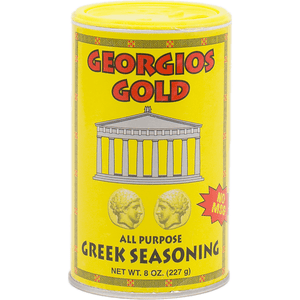 GEORGIO'S GOLD GREEK SEASONING