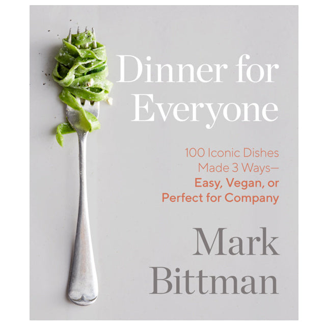Dinner For Everyone Cookbook