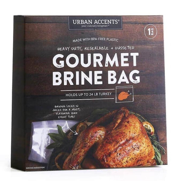 Urban Accents - Gourmet Brine Bag