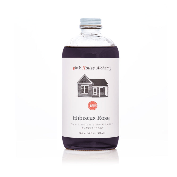 HIBISCUS ROSE SYRUP
