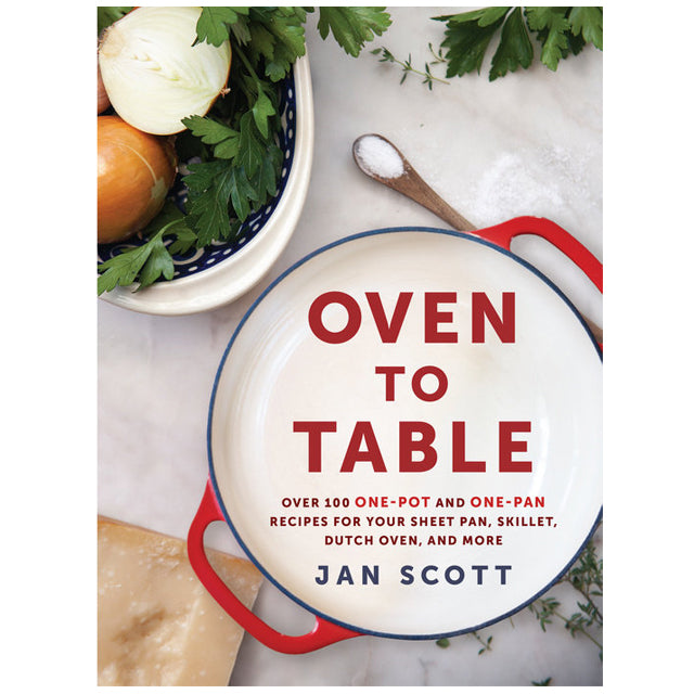 Oven to Table Cookbook