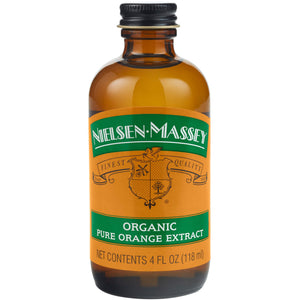 ORGANIC ORANGE EXTRACT 4oz