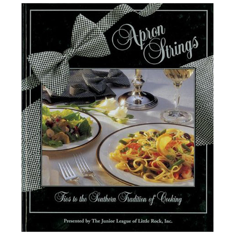 APRON STRINGS COOK BOOK
