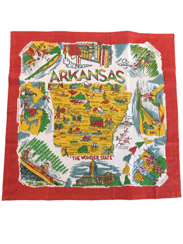REDblocks - Large Arkansas Cutting Board