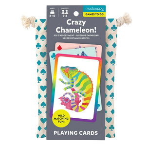 CRAZY CHAMELEON CARDS