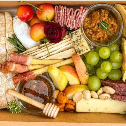 SOLD OUT - 2/24/21 CHARCUTERIE AND WINE PAIRINGS