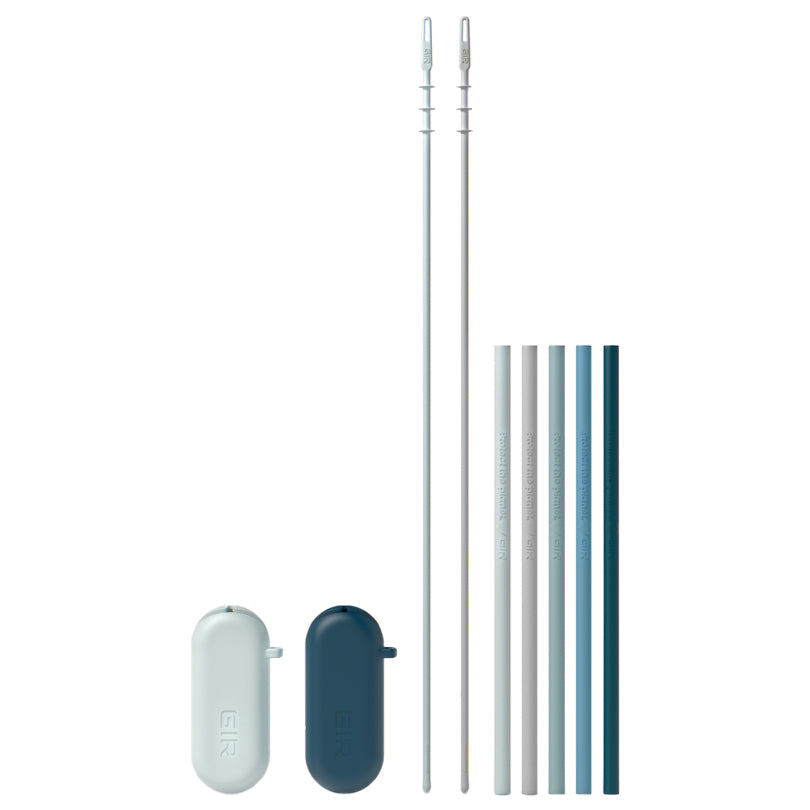 SILICONE STRAW 5-PACK: MIST