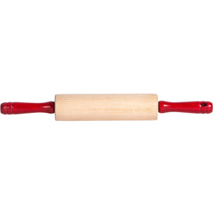 BAKERS ROLLING PIN - RED