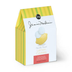 LEMON COOKIES - 6 oz. carton