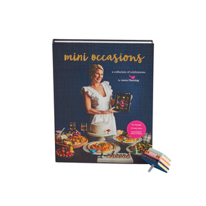 MINI OCCASSIONS COOKBOOK W/ MINI