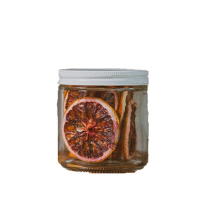 DEHYDRATED BLOOD ORANGE SLICES