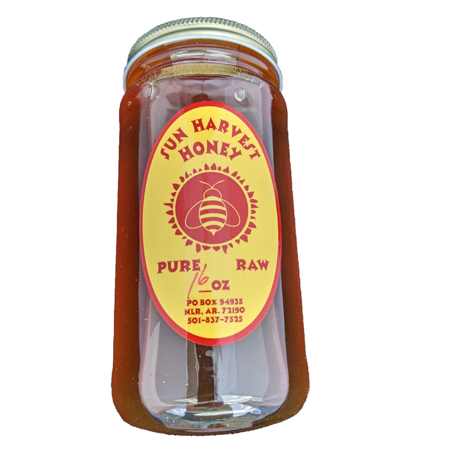 DOWNTOWN HONEY - 1 LB. GLASS JAR