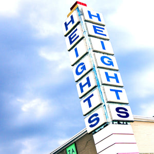 HEIGHTS THEATER COASTER