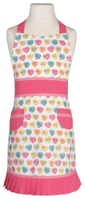 APRON SALLY SWEET HEARTS