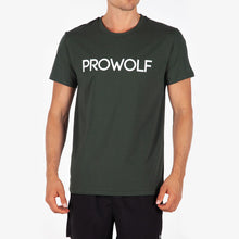 Load image into Gallery viewer, Base Logo Tee - Forest Green - Prowolf